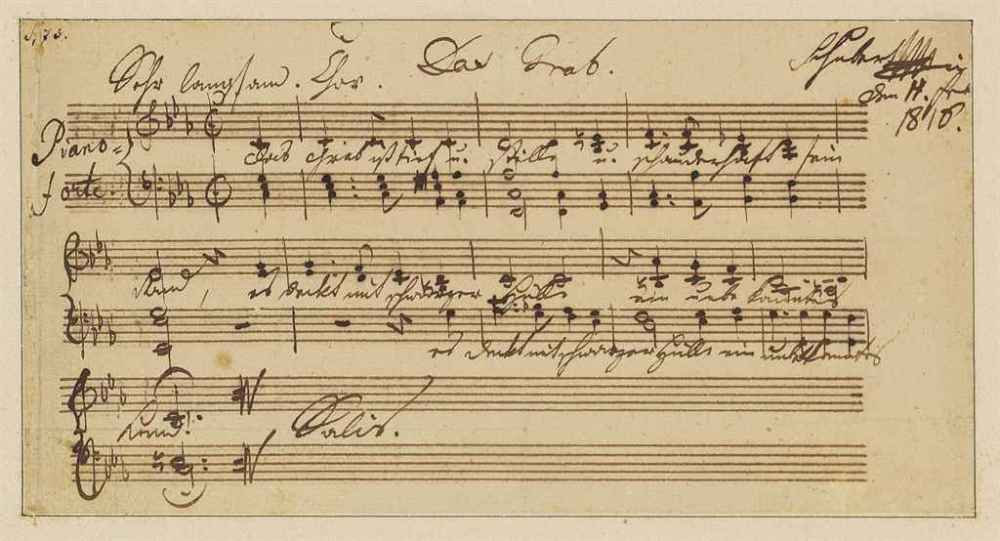 schubert_franz_autograph_music_manuscript_signed_vienna_11_february_18_d5624320g